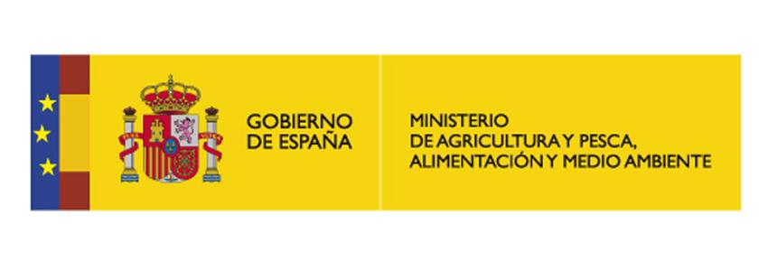 Gobierno de España - Ministerio agricultura y alimentación